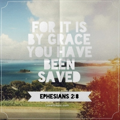 Grace Been Saved By